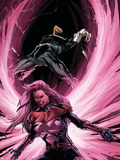 Secret Invasion: Requiem No1 Cover: Wasp and Ant-Man