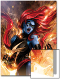 Ms Marvel No48 Cover: Mystique