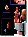 Shadowland No5: Elektra Walking