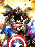 Guardians Of The Galaxy No7 Cover: Rocket Raccoon  Major Victory and Bug