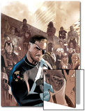 Dark Reign: New Nation No1 Cover: Nick Fury