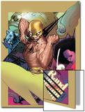 The Immortal Iron Fist No20 Cover: Iron Fist