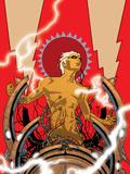 Warlock No2 Cover: Adam Warlock