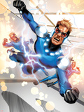 Fear Itself: The Home Front No7: Speedball Flying
