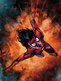 Spider-Woman No3 Cover: Spider Woman