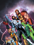 New Thunderbolts No1 Cover: Atlas