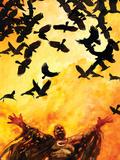 Moon Knight No25 Cover: Moon Knight