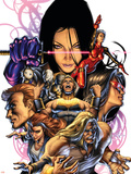 New Exiles No13 Cover: Sabretooth