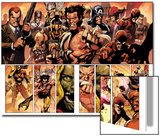 Secret Invasion No8 Group: Wolverine