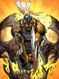 Dark Avengers: Ares No2 Cover: Ares