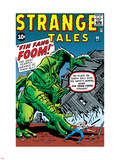 Journey Into Mystery No62 Cover: Fin Fang Foom