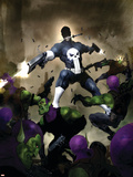 Punisher War Journal No25 Cover: Punisher