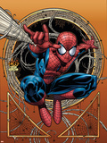 Marvel Adventures Spider-Man No36 Cover: Spider-Man