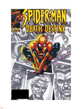 Spider-Man: Death & Destiny No1 Cover: Spider-Man