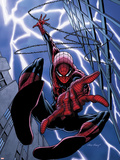 Spider-Man Unlimited No1 Cover: Spider-Man