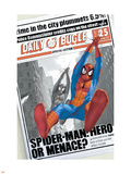 The Pulse No1 Cover: Spider-Man