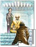 Strange 3 Cover: Ancient One  Strange and Stephen