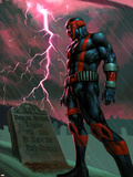New Warriors No7 Cover: Night Thrasher