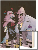Kingpin No7 Cover: Spider-Man and Kingpin