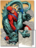 Marvel: Monsters On The Prowl No1 Group: Giant Man and Grogg