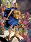 Chaos War No3: Athena Standing