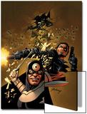 Punisher Vs Bullseye No5 Cover: Punisher and Bullseye