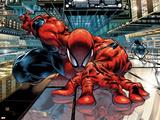 The Sensational Spider-Man No23 Cover: Spider-Man