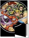 Marvel Adventures Spider-Man No3 Cover: Doctor Octopus
