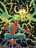 Amazing Spider-Man No504 Cover: Spider-Man and Loki