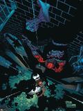 Marvel Adventures Spider-Man No42 Cover: Black Cat  Spider-Man and Puma
