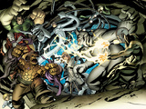 The Amazing Spider-Man No660: Thing  Invisible Woman  Spider-Man  Mr Fantastic and Others