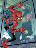 Amazing Spider-Man No506 Cover: Spider-Man and Ezekiel