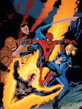 The Amazing Spider-Man No 590 Cover: Spider-Man