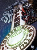 The Amazing Spider-Man No593 Cover: Spider-Man