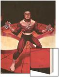 The Amazing Spider-Man No572 Cover: Bullseye