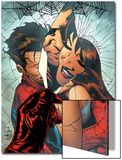 The Amazing Spider-Man No545 Cover: Spider-Man  Peter Parker  and Mary Jane Watson