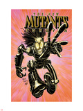 New Mutants Forever No2 Cover: Warlock Charging