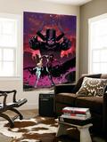 Cataclysm: Ultimate Spider-Man 1 Cover: Spider-Man  Galactus  Dagger  Cloak