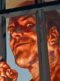 Osborn No1 Cover: Norman Osborn Posing