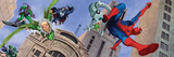 Spider-Man  Doctor Octopus  Green Goblin  Lizard  Electro and Morbius in the City