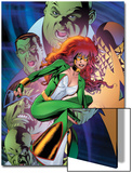 Secret Invasion: The Amazing Spider-Man No3 Cover: Jackpot