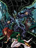Secret Invasion: The Amazing Spider-Man No1 Cover: Jackpot
