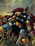Stormbreaker: The Saga of Beta Ray Bill No2 Cover: Beta-Ray Bill