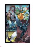Origins of Marvel Comics: X-Men No1: Archangel Flying