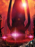 Ultimate Extinction No1 Cover: Galactus