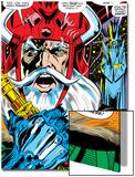 Thor No180 Headshot: Odin