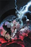 Thor: God of Thunder 10 Cover: Odin  Gorr