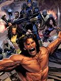Uncanny X-Men No534: Wolverine  Cyclops  Psylocke  and X-23
