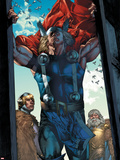 Thor: The Rage of Thor No1: Thor Seen Through an Opening