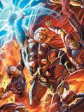 Secret Invasion: Thor No2 Cover: Thor